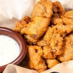 Fried_Chicken_Gizzards_With_Ranch